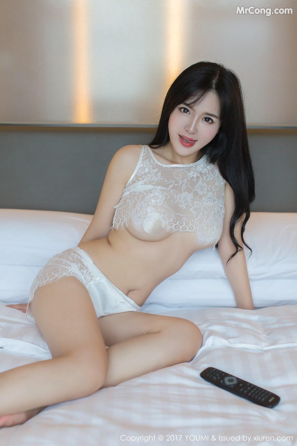 YouMi Vol.131: Model Liu Yu Er (刘 钰 儿) (41 photos)