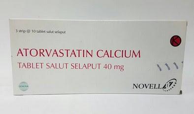 Harga Atorvastatin Obat Penurun Kolesterol Terbaru 2017
