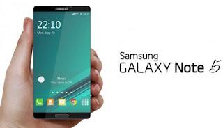 Harga dan Spesifikasi Samsung Galaxy Note 5