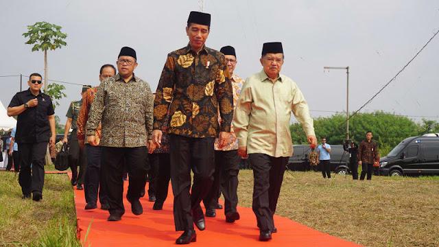 Bangun Kampus Universitas Islam Internasional Pertama di Indonesia, Ini Ungkap Jokowi Soal Detailnya....