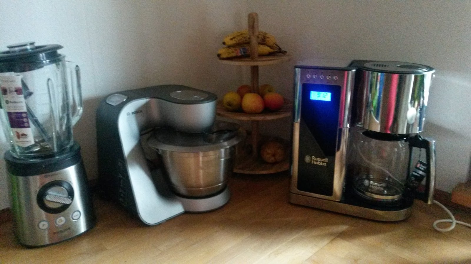 caliko produkttests und mehr russell hobbs kaffeemaschine. Black Bedroom Furniture Sets. Home Design Ideas