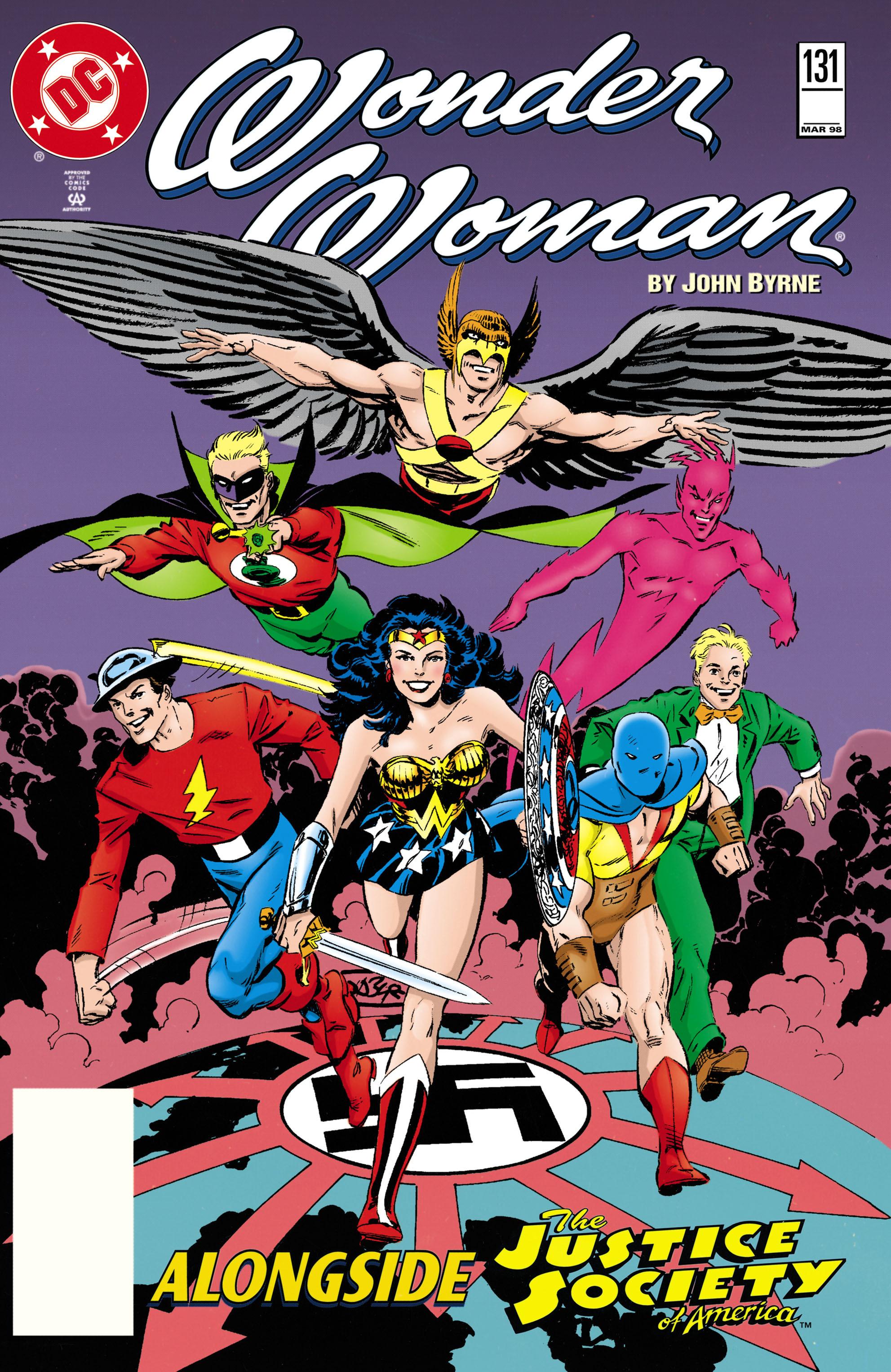 Read online Wonder Woman (1987) comic -  Issue #131 - 1