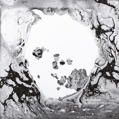 Green Pear Diaries, música, disco, álbum, Radiohead, A Moon shaped pool, album cover
