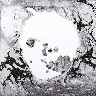 Green Pear Diaries, música, disco, álbum, Radiohead, A Moon shaped pool, album cover