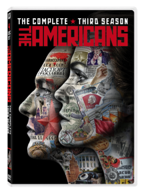 The Americans Third Season Dvd