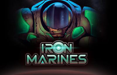Iron Marines APK MOD Android Premium Heroes Unlocked