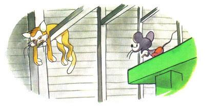 La Gata y los Ratones