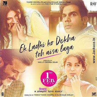 Ek Ladki Ko Dekha Toh Aisa Laga (ELKDTAL) First Look Poster 7