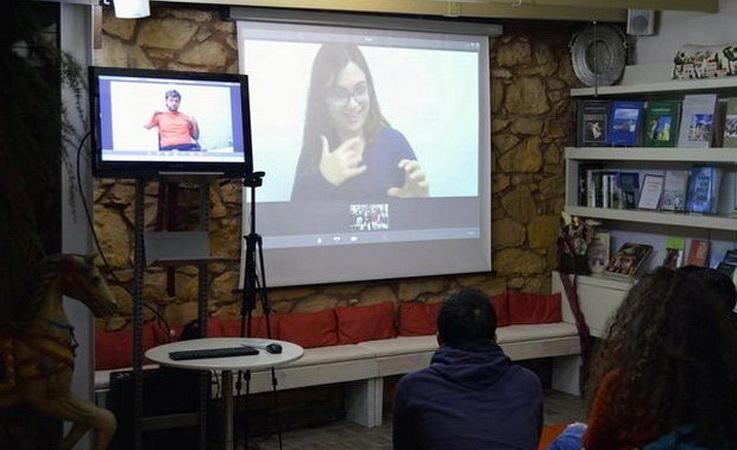 Νέος κύκλος μαθημάτων Ελληνικής Νοηματικής Γλώσσας στο ΕΜΘ