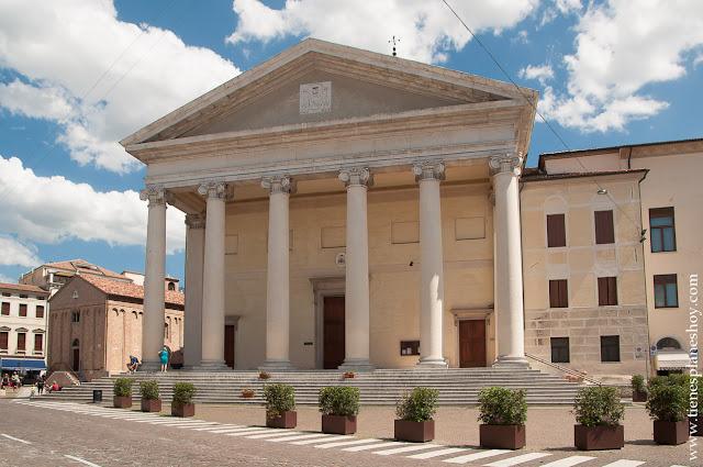 Treviso catedral Italia blog viajes