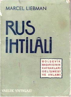 Marcel Liebman - Rus İhtilali