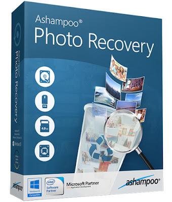 أفضل برنامج إستعادة الصور المحذوفة والتالفة Ashampoo Photo Recovery 1.0.1