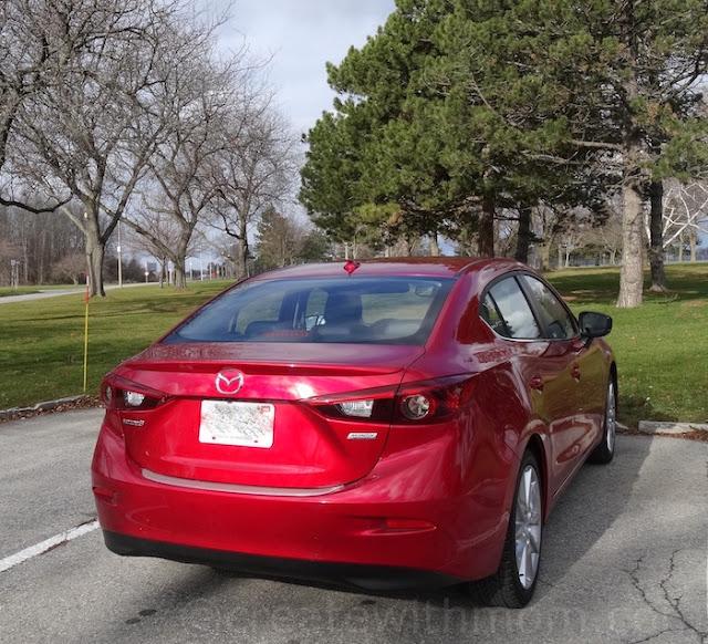 the 2017 Mazda3