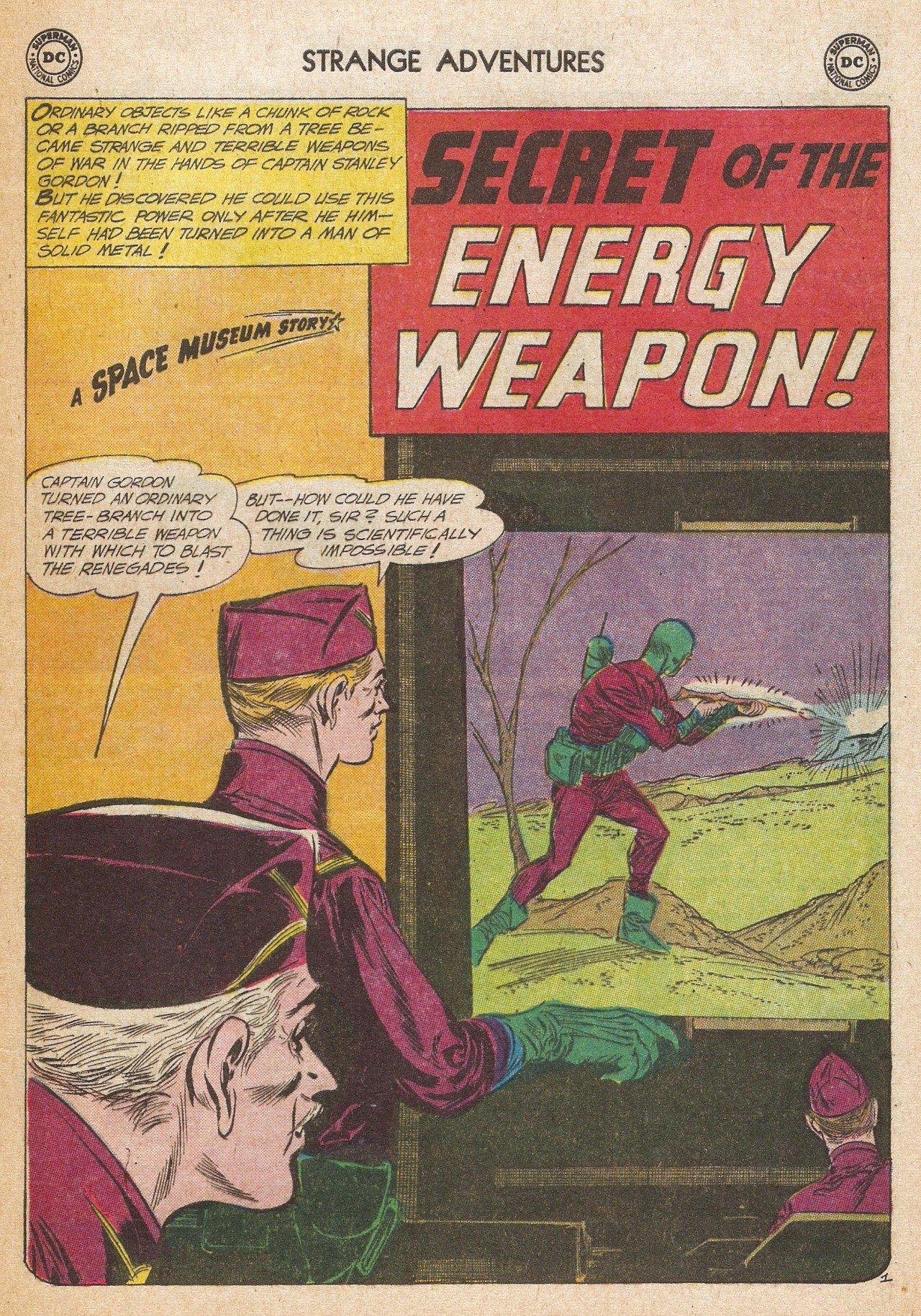 Strange Adventures (1950) issue 139 - Page 25