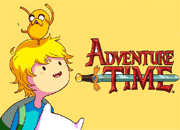 Adventure Time Battle In Cave