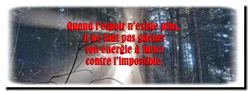 Phrase facebook espoir pour fait vivre