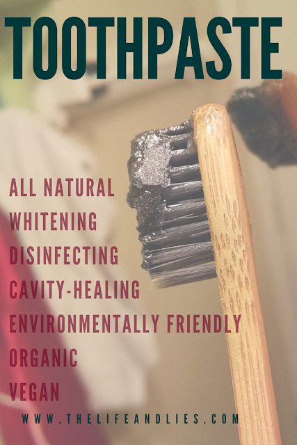 all-natural toothpaste, heal cavities,