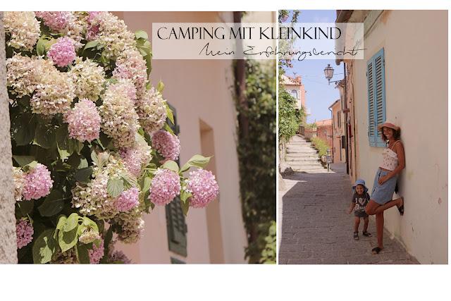 Reisetipps Elba, Campen auf Elba, Reisen mit Kleinkind