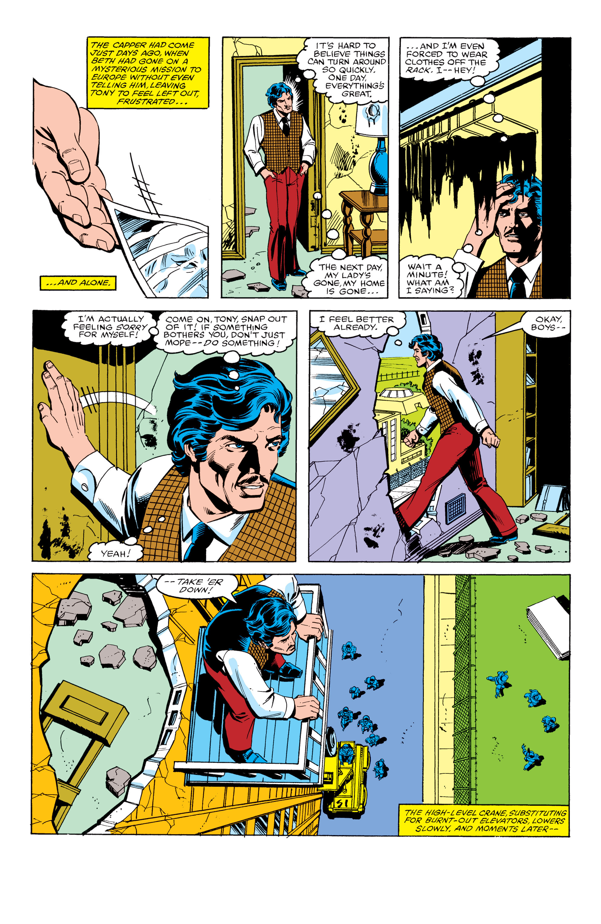 Read online Ant-Man comic -  Issue #Ant-Man _TPB - 163