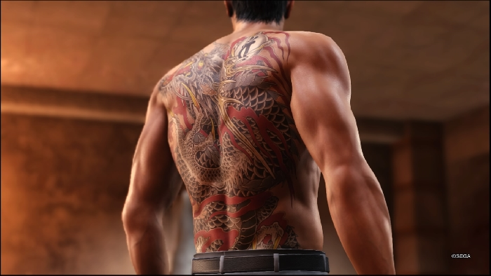 Image result for yakuza 6 tattoo