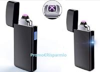 Logo Vinci gratis un esclusivo Accendino Elettrico USB AngLink