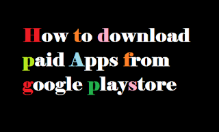 download free paid app from google play store@myteachworld.com