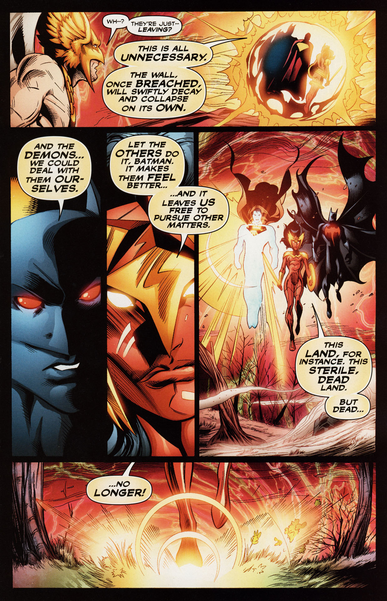 Read online Trinity (2008) comic -  Issue #43 - 8