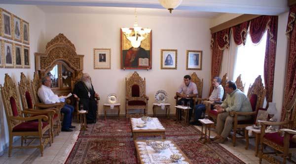 """Καστορίας Σεραφείμ: """"Κάνω έκκληση στον Πρωθυπουργό να διατηρήσει το Στρατό στην Καστοριά"""""""