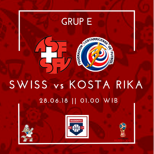 Swiss vs Kosta Rika