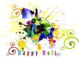 Happy Holi 2017 Wallpaper.