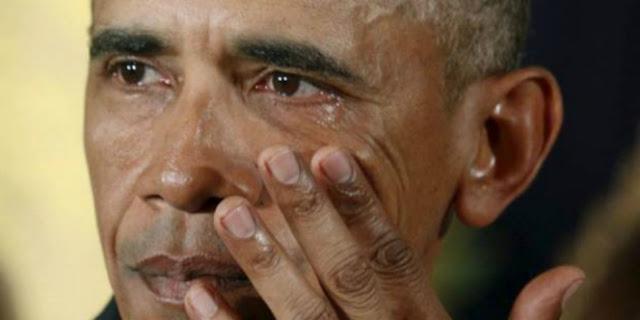 Pidato Terakhir Obama Penuh Keharuan