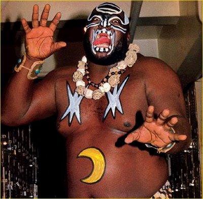 Kamala (wrestler) : Professional wrestling career ...