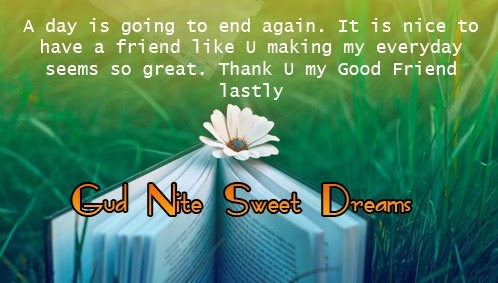sweet  dreams good night