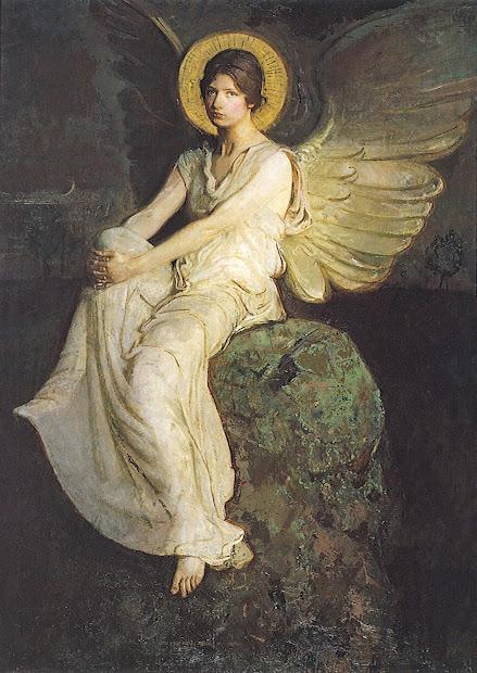 Abbott Handerson Thayer American Artist 1849-1921