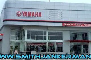 Lowongan PT. Sentral Yamaha Pekanbaru April 2018