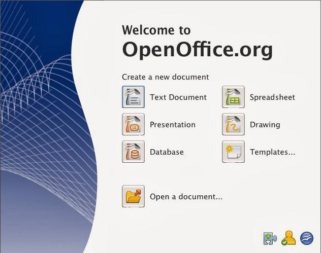 تحميل برنامج اوبن اوفيس العربي  Open Office