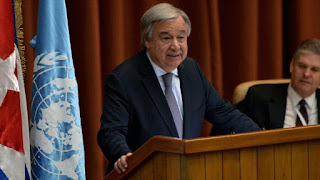 ONU expresa preocupación por retirada de EEUU del pacto nuclear