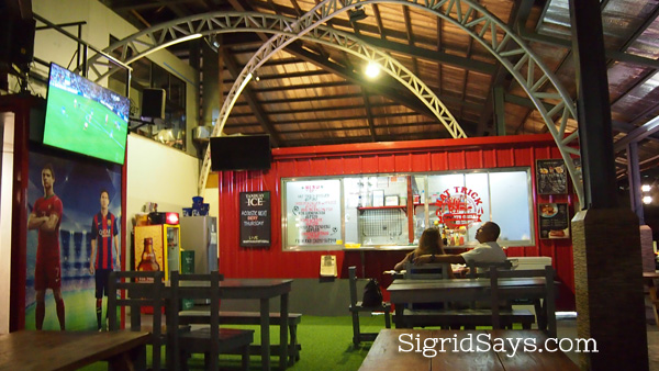 Bacolod sports bar