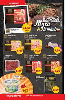 catalog penny 9 - 15 ianuarie 2019 reduceri carne proaspata de porc si curcan