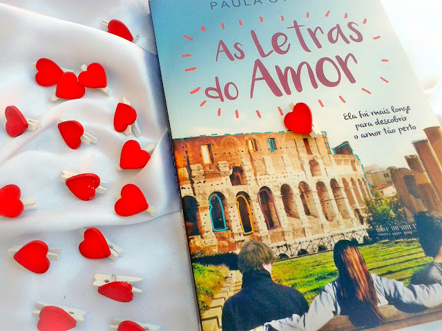 Resenha Nacional: As letras do Amor - Paula Ottoni