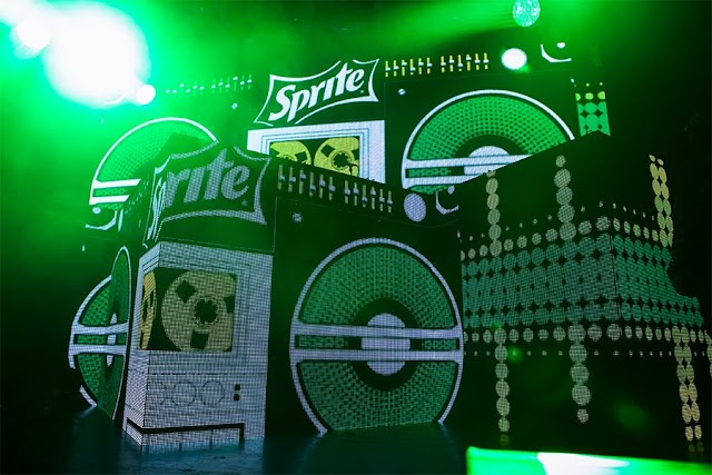 Sprite una gaseosa muy Hip Hopper [Clasic Hip-Hop Sprite Commercials]