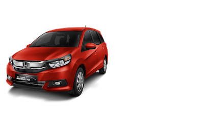 2017 Honda Mobilio Facelift white images