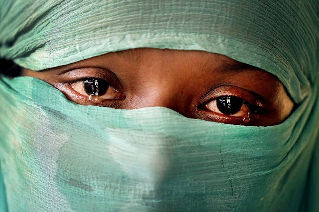 Rohingya raped by Myanmar armed forces