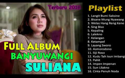Best Of Suliyana Full Album Nonstop Mp3 Terbaru 2018
