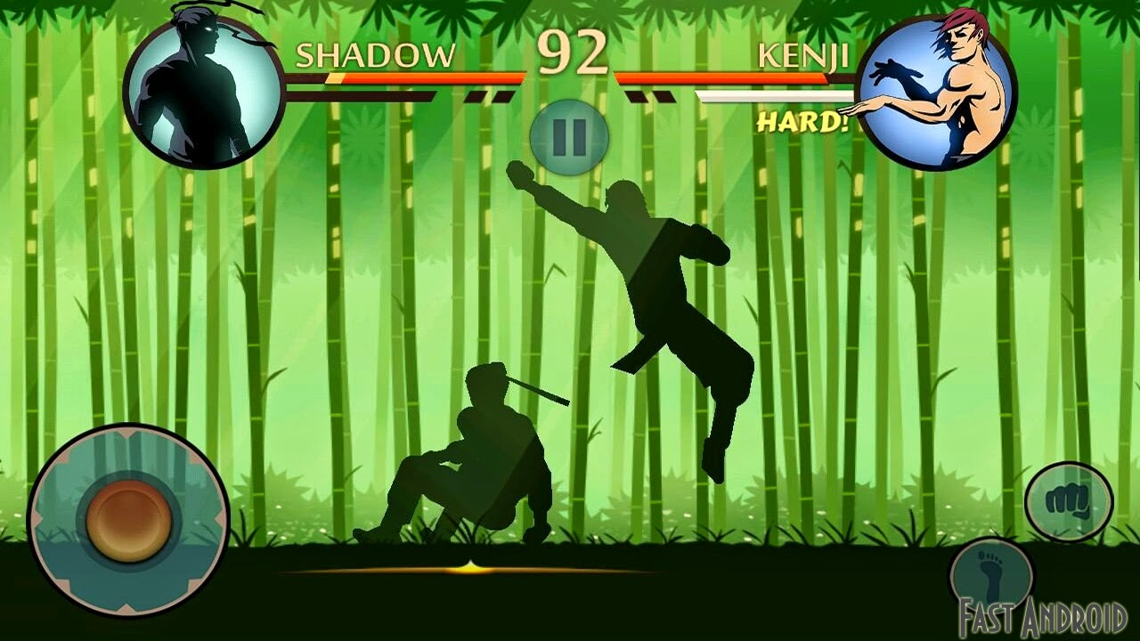Game Android Shadowfight 2 Apk + Data Full