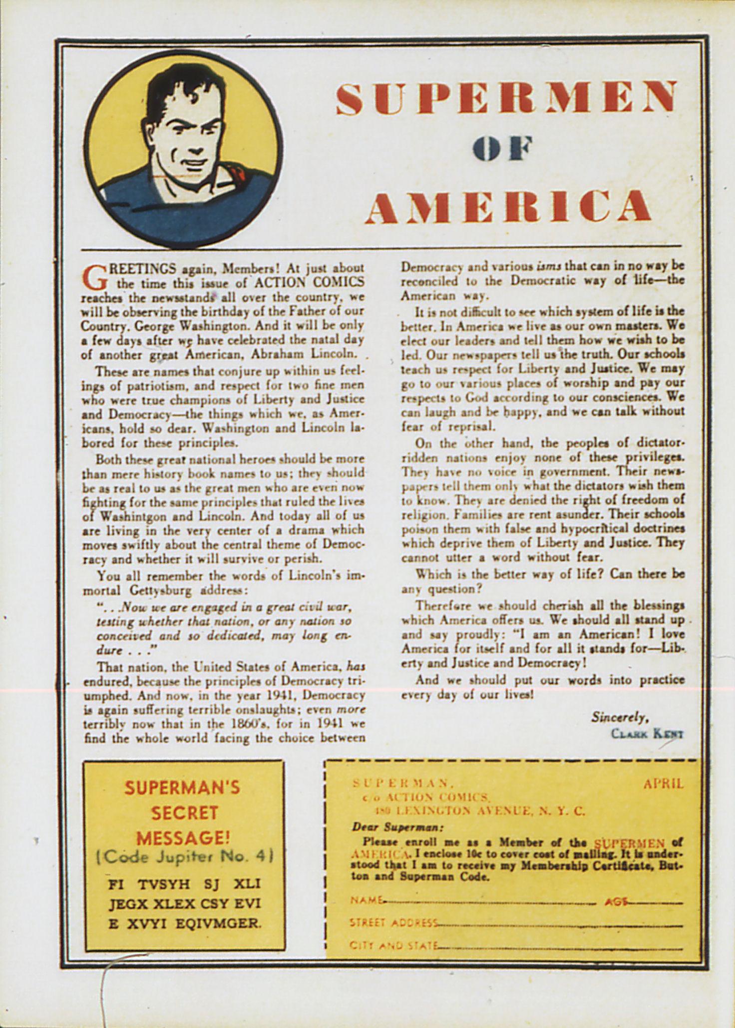 Action Comics (1938) 35 Page 16
