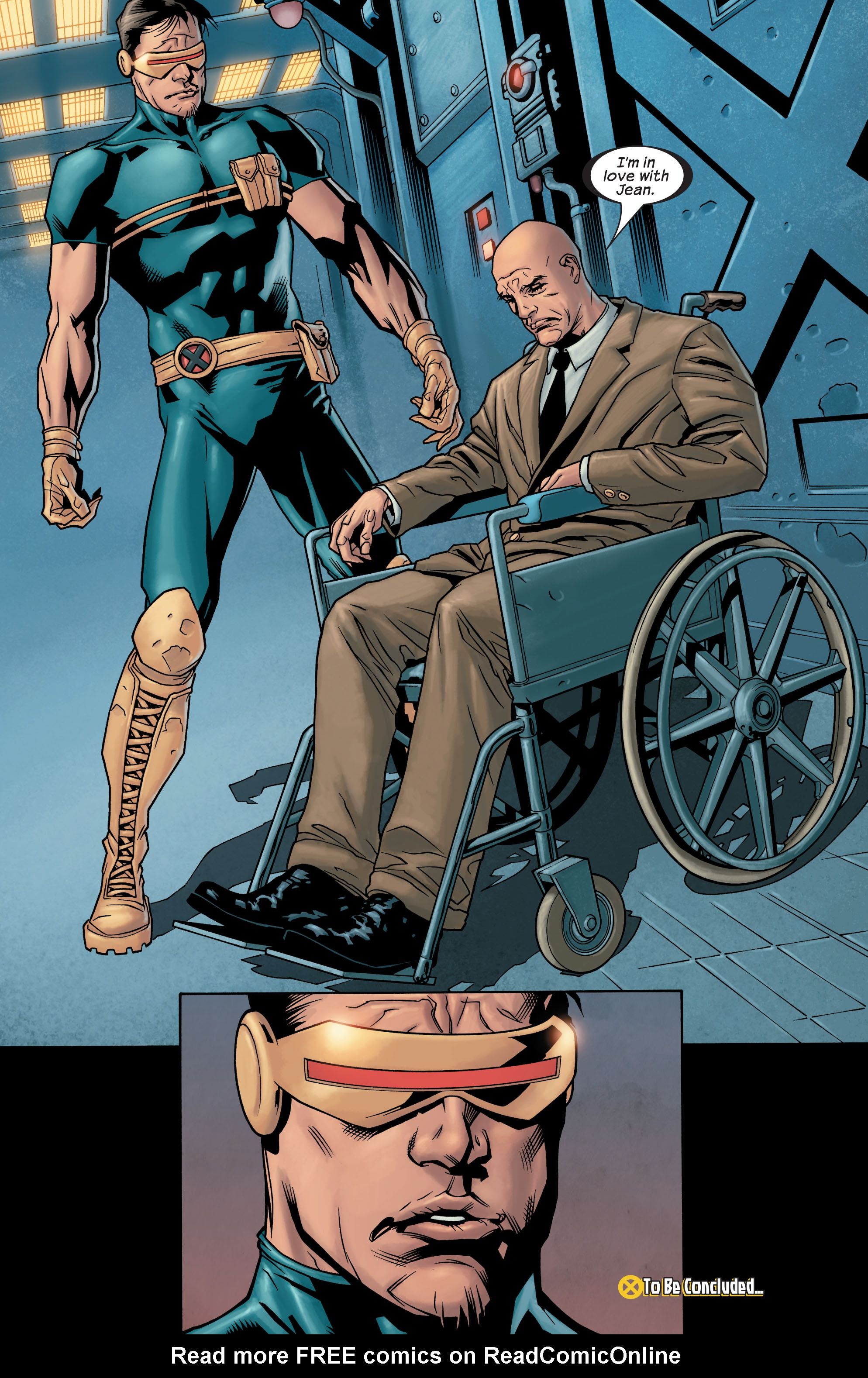 Read online Ultimate X-Men comic -  Issue #77 - 22