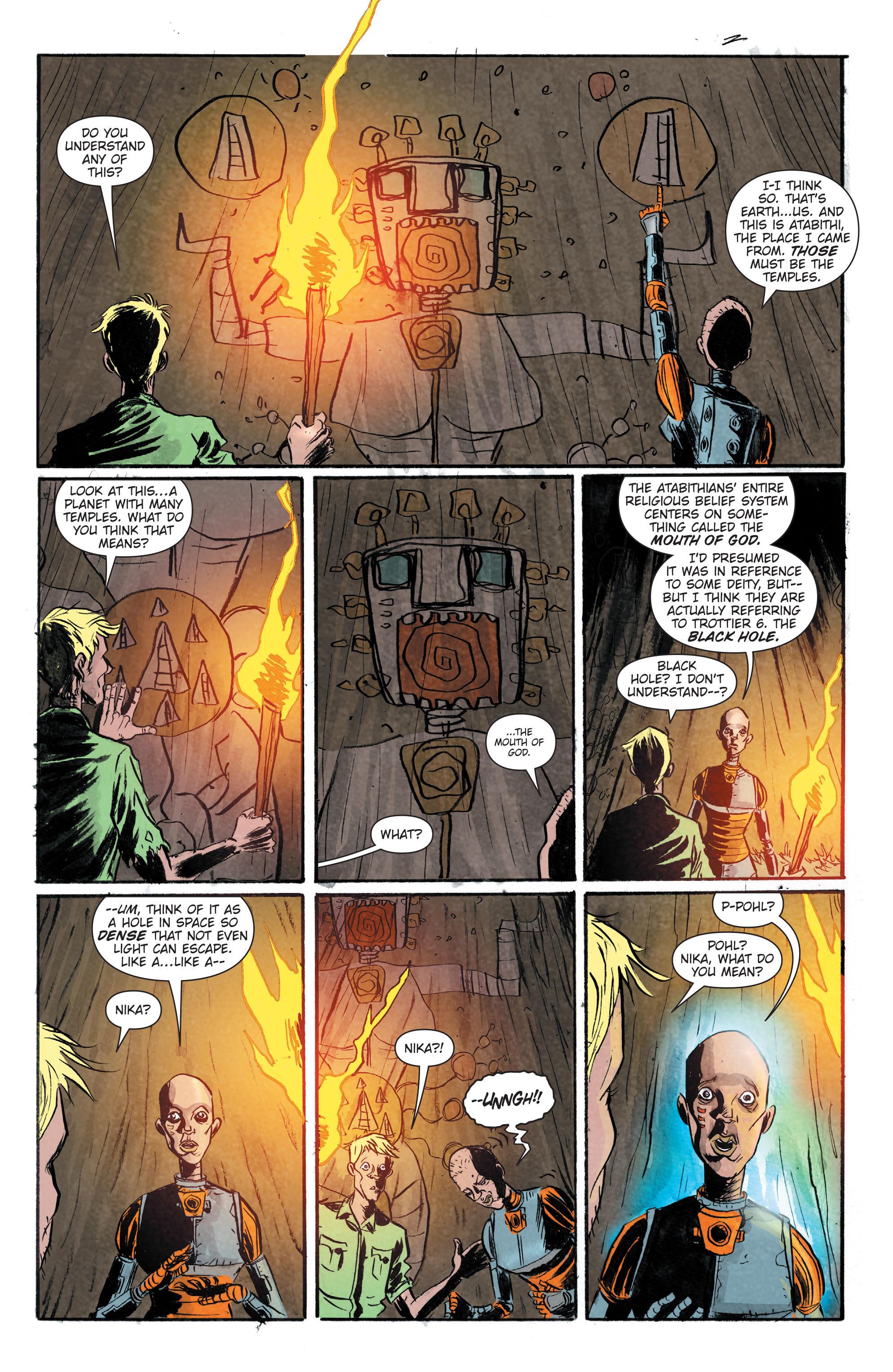 Read online Trillium comic -  Issue # TPB - 88