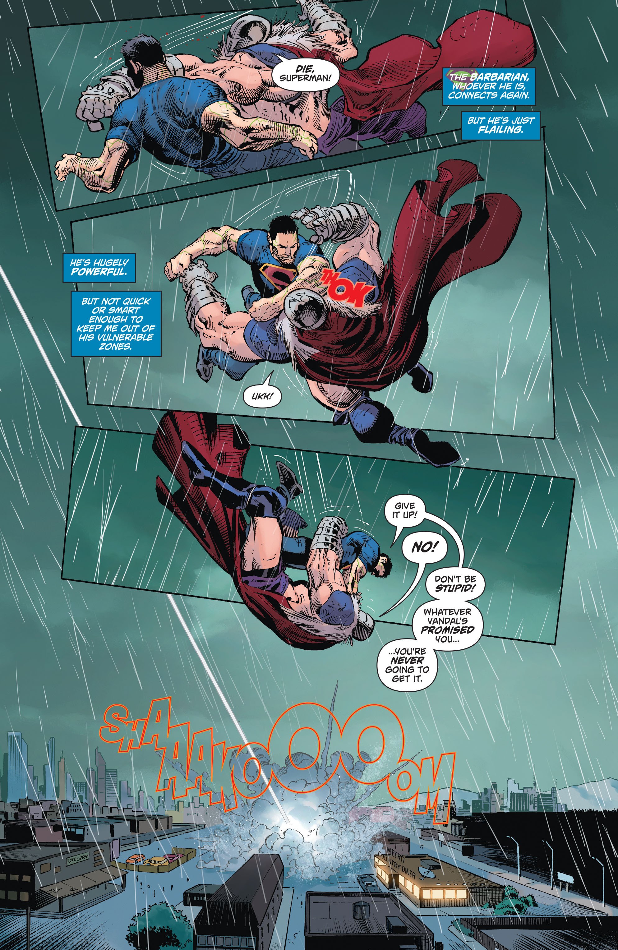 Read online Action Comics (2011) comic -  Issue #49 - 17