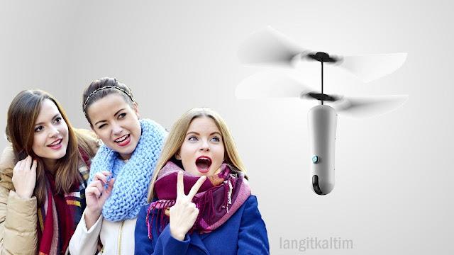 Fenomena Drone Ukuran Mini Untuk Selfie Yang Akan Boming